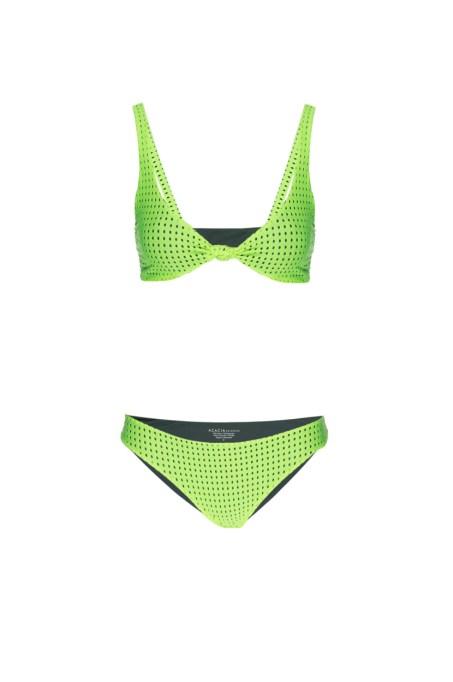 Acacia Neon Bikini