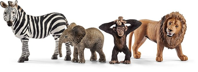 Holiday Gifts for Every Age: Schleich Wild Life Starter Set | 2017 Holiday Gift Guide