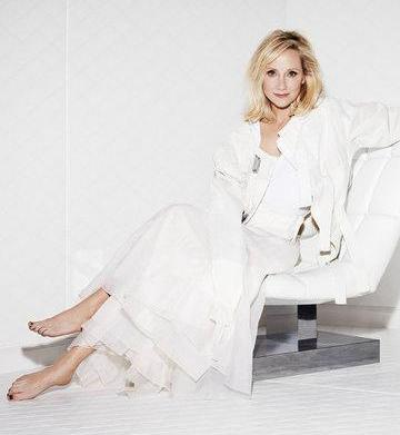 "Save Me's Anne Heche talks ""rough"