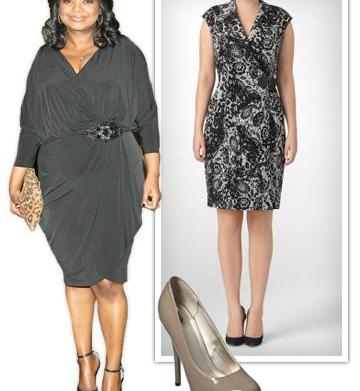 Dressing for your body type: Plus