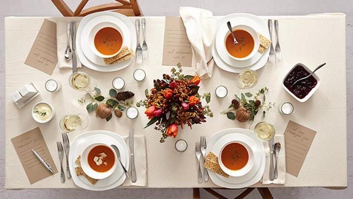 Thanksgiving foods that will keep the