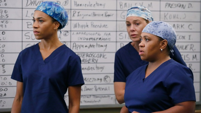Grey's Anatomy proves racism still exists