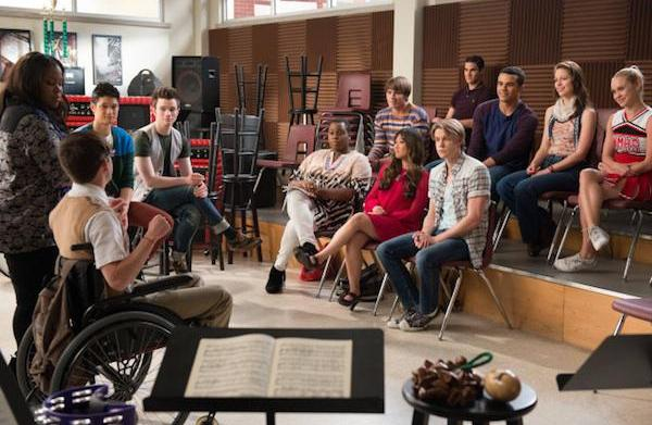 "Glee recap: ""Wonder-ful"