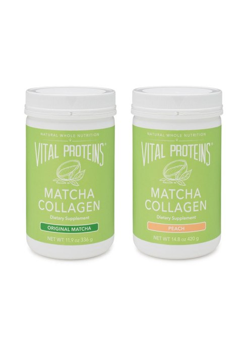 Best Collagen Infused Products | Vital Proteins Matcha Collagen
