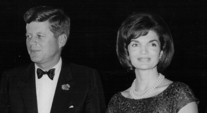 This New Jackie Kennedy Conspiracy Theory