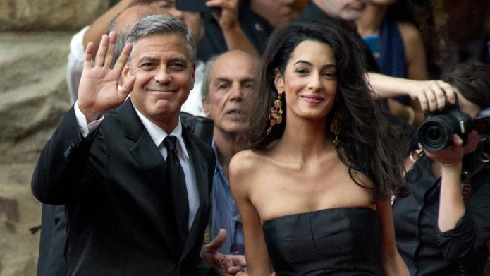 George Clooney's love story gives hope