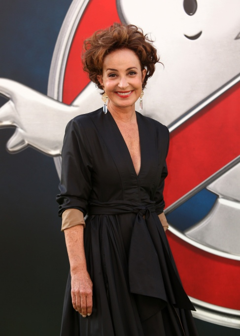 Annie Potts from Ghostbusters