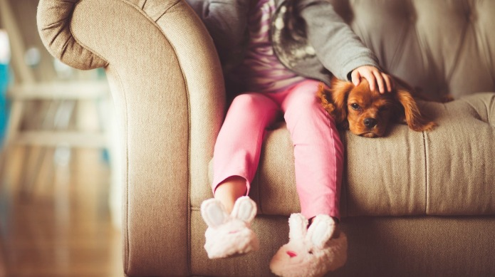 Pet Ownership Positively Affects Your Kids