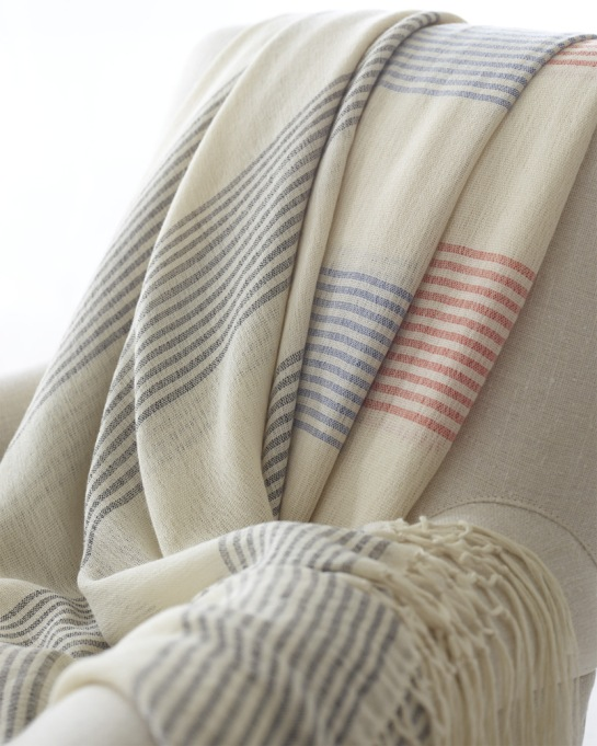 Luxe Throws For Your Bed or Sofa This Season | Haven Baby Alpaca Throw