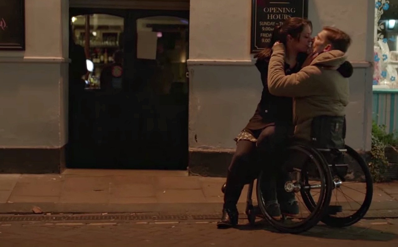 Awesome video shows disabilities don't get in the way of good sex (VIDEO)