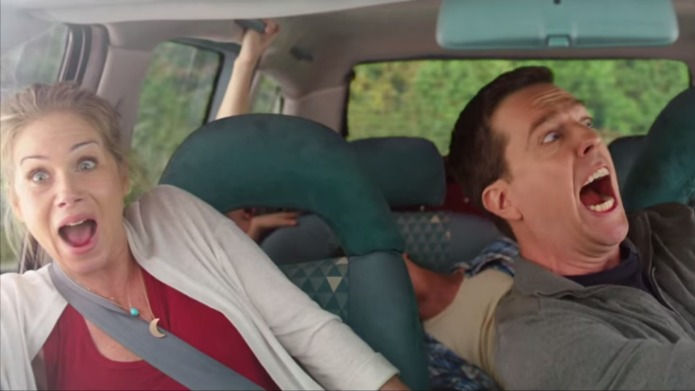 The Vacation red-band trailer uncovers one