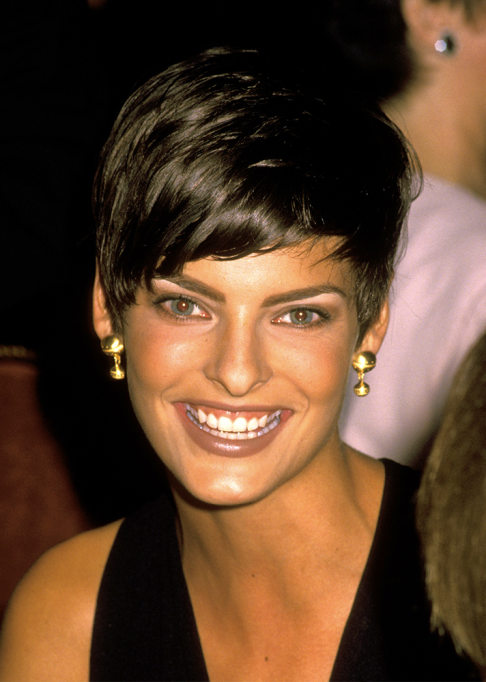 Most Iconic Hairstyles of All Time | Linda Evangelista