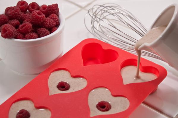 Valentine's Day Pancake