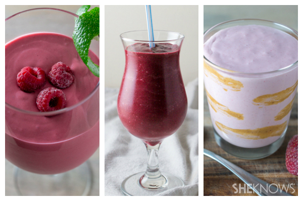 Valentine smoothies | Sheknows.com