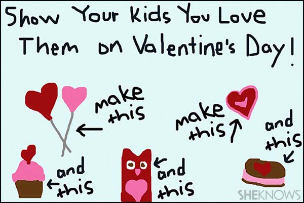 Valentine's Day for kids - SheKnows.com