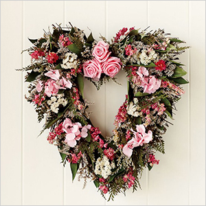 Heart wreath | Sheknows.ca