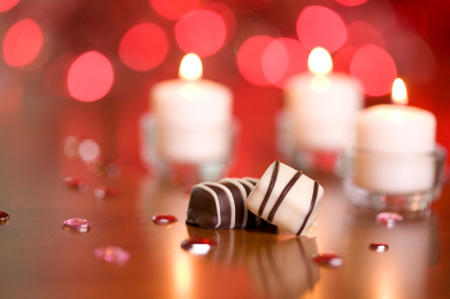 Valentine's Day Chocolate-Inspired Soiree