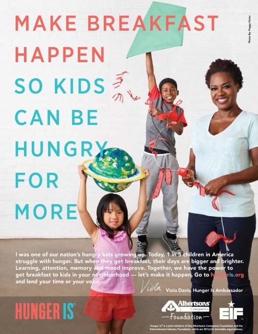 Viola Davis Hunger Is