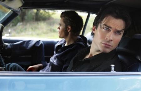 Vampire Diaries presents Rose