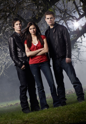 The Vampire Diaries airs this fall on the CW