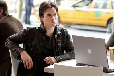 Vampire Diaries Ian