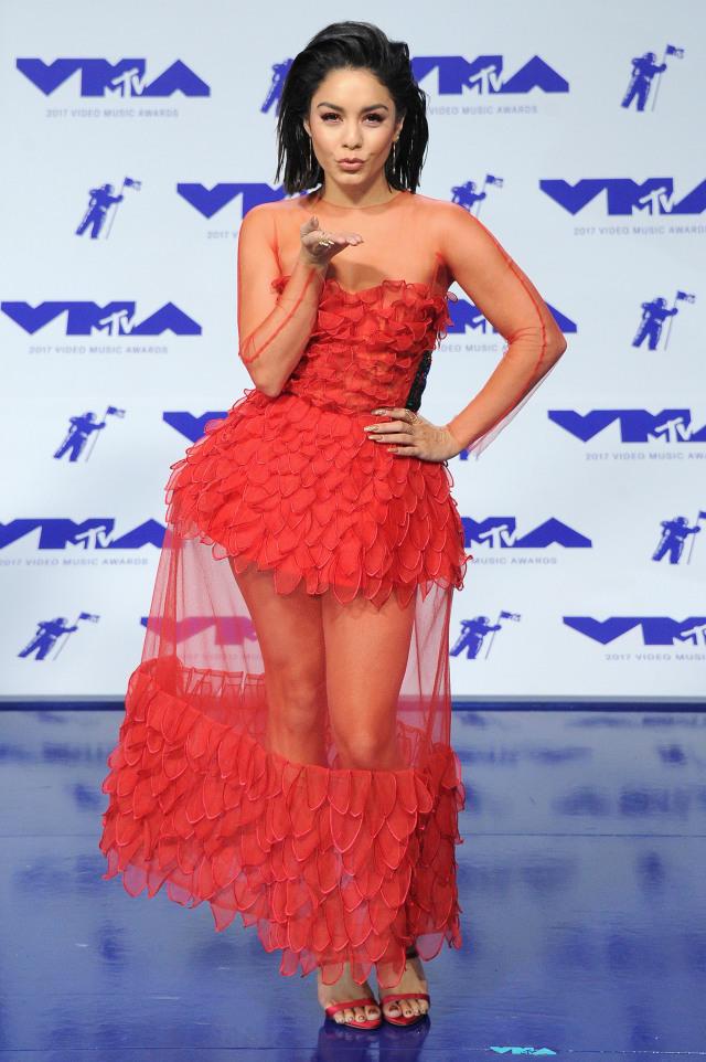 Best Dressed at the 2017 VMAs: Vanessa Hudgens
