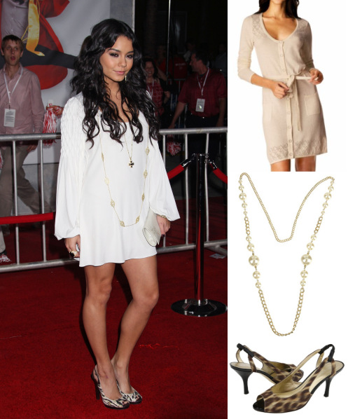 4cb5b3c5c91b Steal the look: Miley Cyrus, Alyson Mikalka, Vanessa Hudgens – Page ...