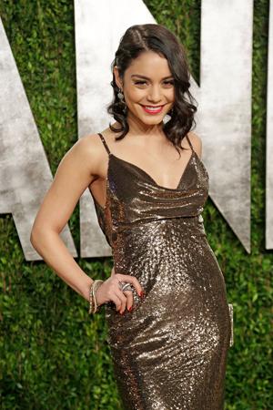 Vanessa Hudgens at Oscar Party