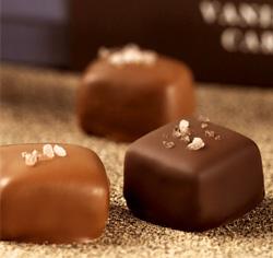 Edward Marc Chocolatier Vanilla Salt Caramels