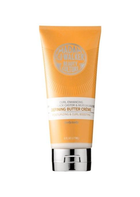 Best Curl-Defining Products for Textured Hair | Madam C.J. Walker Jamaican Black Castor Oil & Murumuru Oil Butter Creme