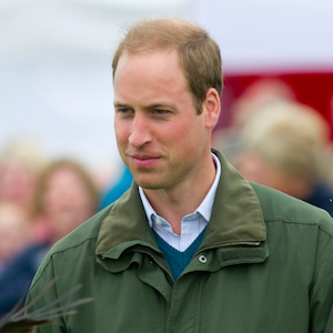 Prince William talks about coming to