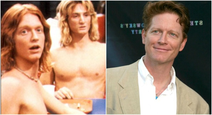 'Fast Times at Ridgemont High' cast then & now: Eric Stoltz