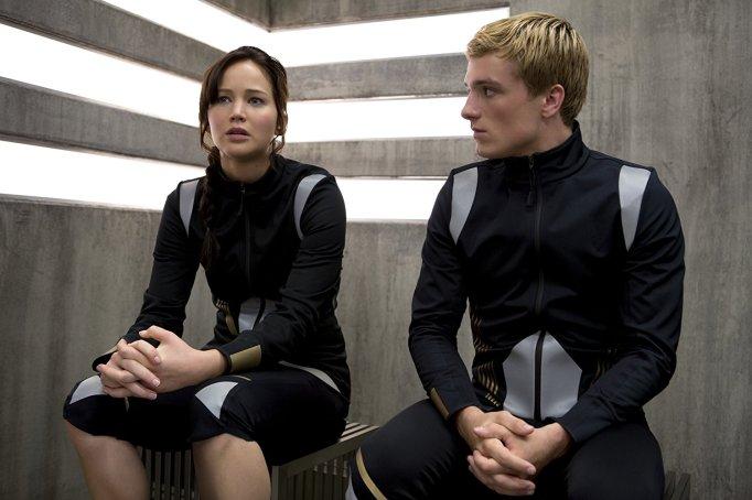 The Hunger Games Jennifer Lawrence