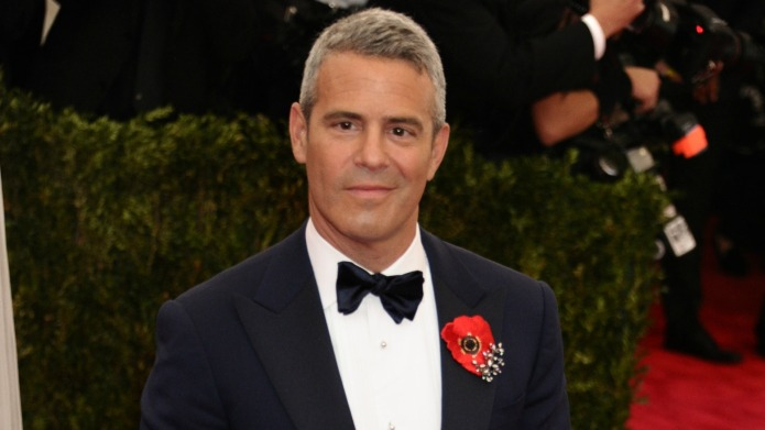 Andy Cohen reveals two unexpected celebrities
