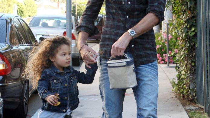 Gabriel Aubry investigated on child endangerment