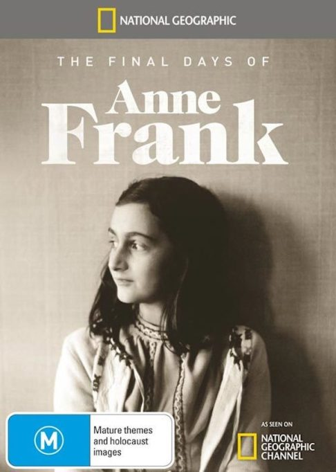 The Final Days of Anne Frank movie poster