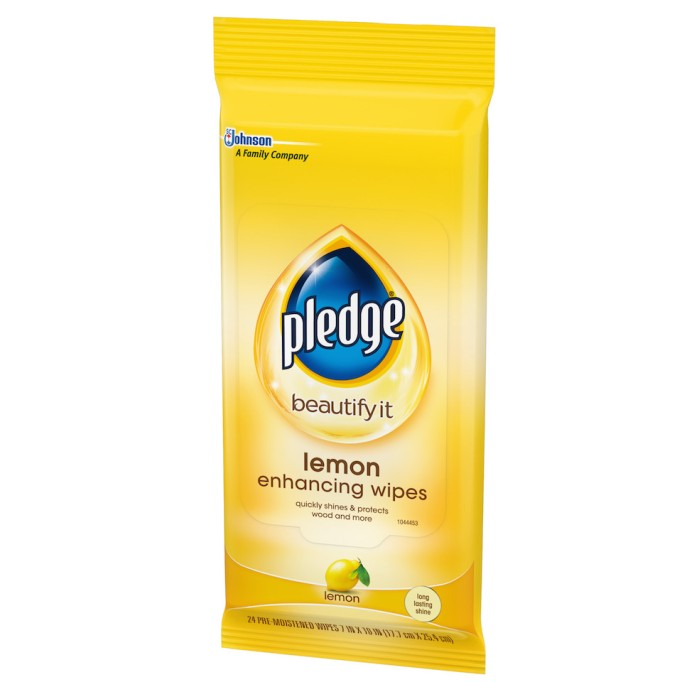 Pledge Furniture Wipes