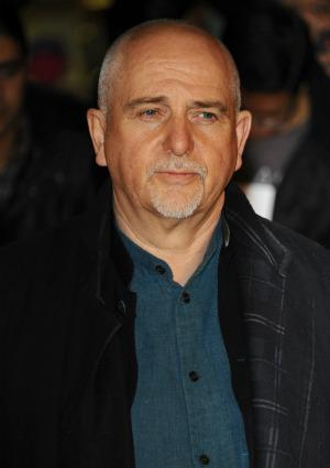 Peter Gabriel demands Rush Limbaugh shut