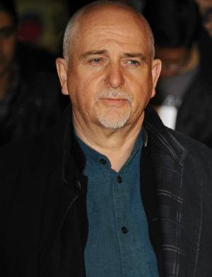 Peter Gabriel demands Rush Limbaugh shut