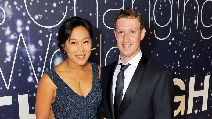 Mark Zuckerberg's pregnancy announcement packs a