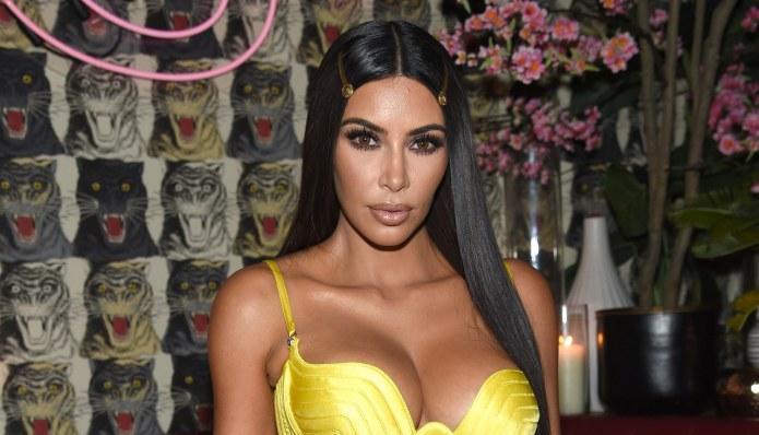 Kim Kardashian West Transforms Into Aladdin's