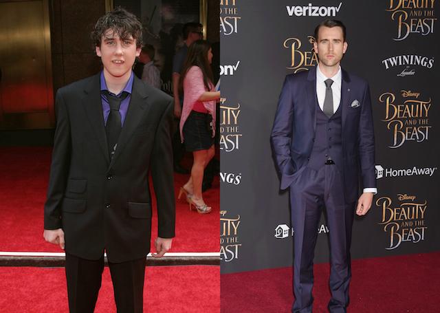 'Harry Potter' Cast: Then & Now: Matthew Lewis