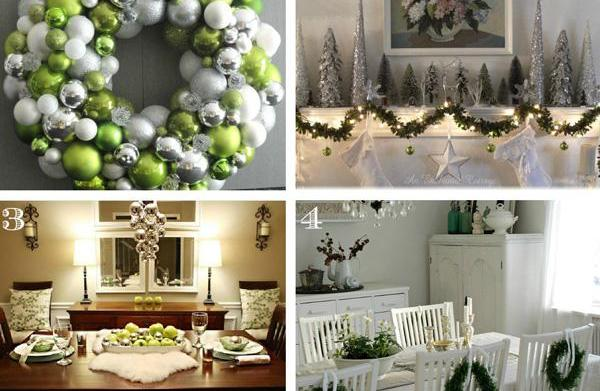 Fun color schemes for holiday dining