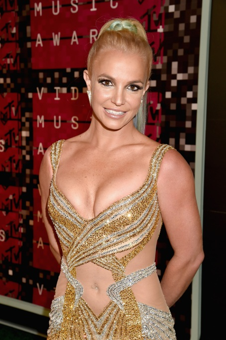Celebrities Who Got Pregnant at a Young Age: Britney Spears