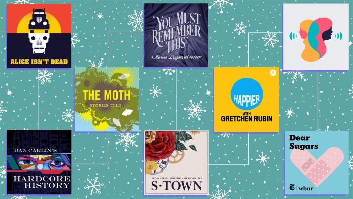 16 Best Podcasts for Your Holiday