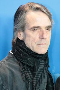 Jeremy Irons wants to touch you