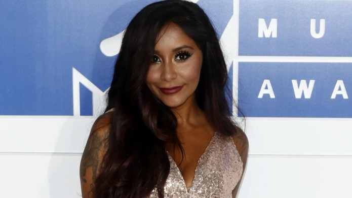 Snooki was insecure about her boobs,