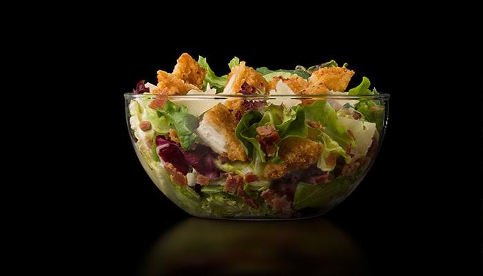 Keep Calm, Caesar On salad McDonald's