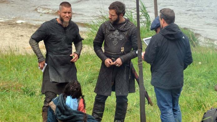 SPOILERS: Vikings cast spills Season 2
