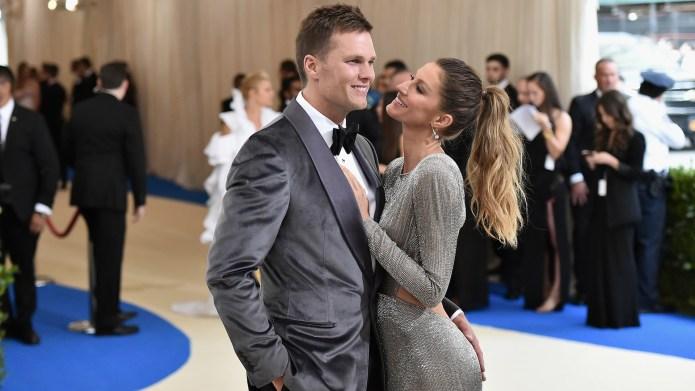 Tom Brady & Gisele Bündchen's Date